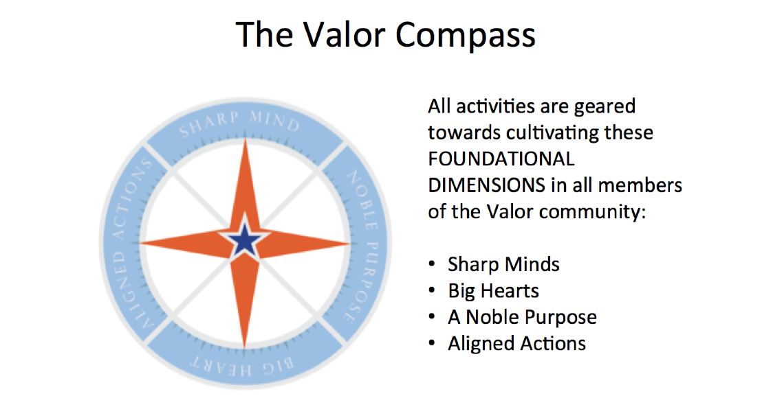 Valor Compass True North