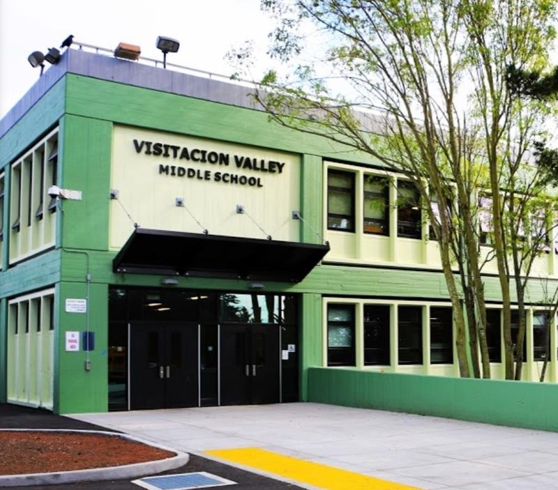Visitacion Valley Middle School