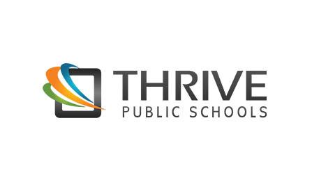 Thrive Public Schools logo