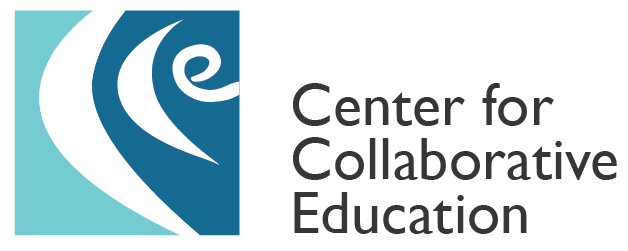 Center for Collaborative Education stacked logo