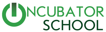 Incubator School logo
