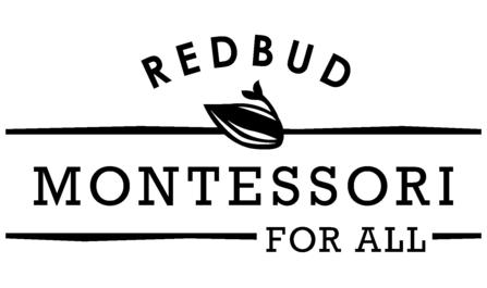 Redbud Montessori for All logo