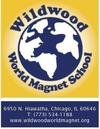 Wildwood World Magnet School logo