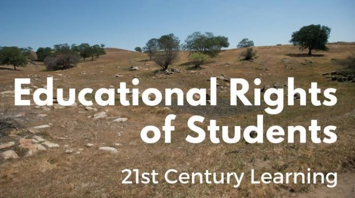 21 Rights of students