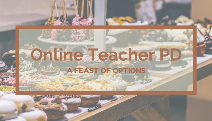 Online Teacher PD