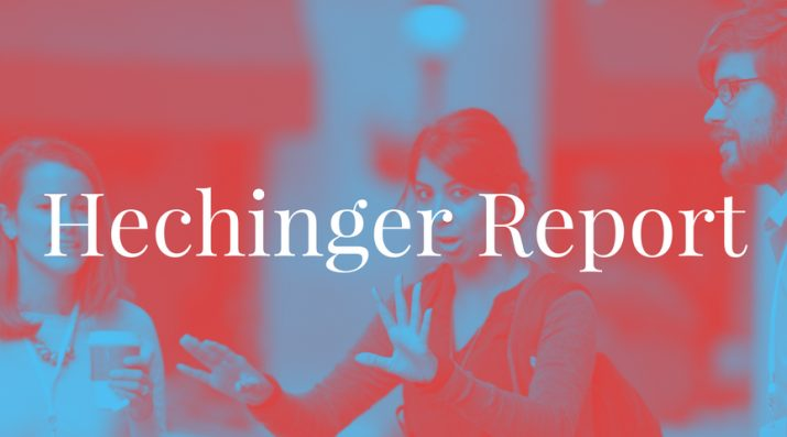 Hechinger Report news item