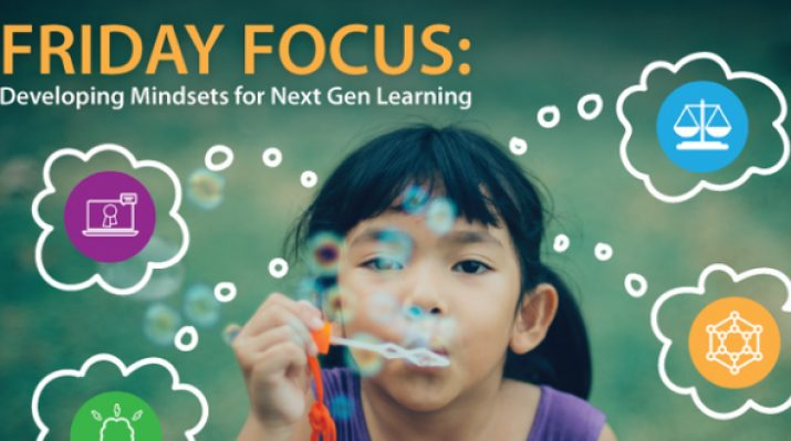 Mindsets for next gen learning