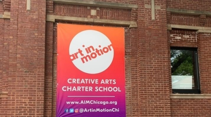 Arts in Motion school