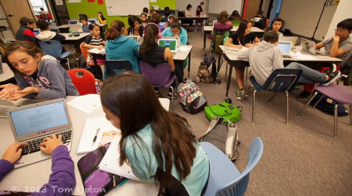 Summit Denali classroom