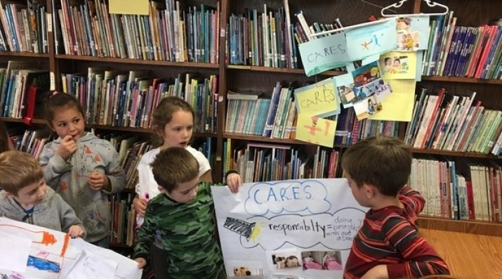elementary student projects