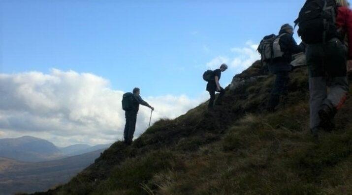 climbing with purpose