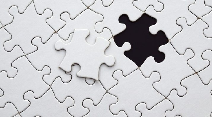filling in the puzzle of school
