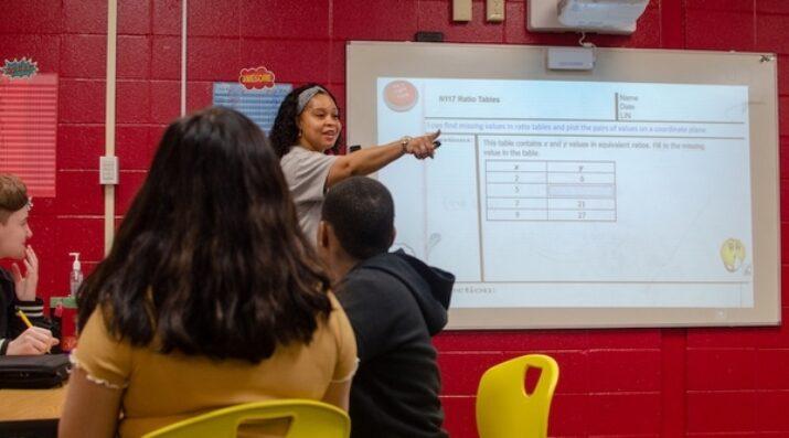 teacher led instruction