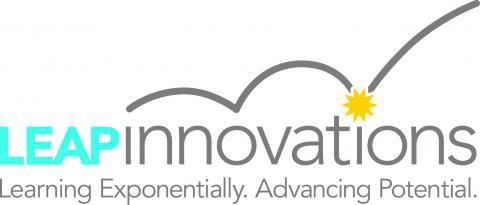 LEAP Innovations logo