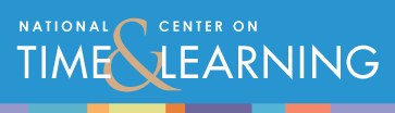 National Center on Time & Learning logo