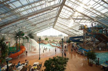 waves indoor waterpark