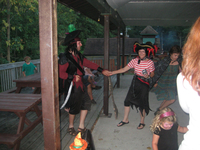 Shipwrecked Pirate's Adventure Weekend