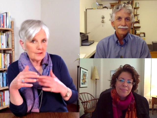 Ruth Buczynski, PhD, Ronald Siegel, PsyD, and Ruth Lanius MD, PhD
