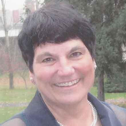 Geraldine Kerr, PhD, LMFT Smiling