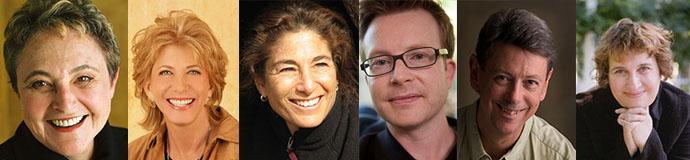Sylvia Boorstein, PhD<br>Joan Borysenko, Phd<br>Tara Brach, PhD<br>Elisha Goldstein, PhD<br>Rick Hanson, PhD<br>Sharon Salzberg