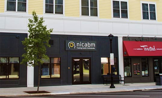 NICABM Office Building Exterior