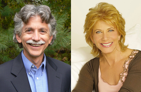 Joan Borysenko, PhD, Mind-Body Expert, and Ron Siegel, PsyD, Mindfulness Expert