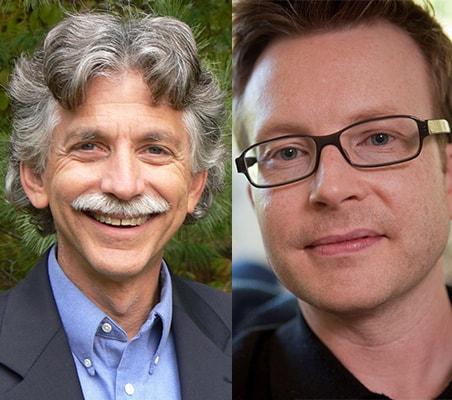 Ron Siegel, PsyD, and Elisha Goldstein, PhD, Mindfulness Experts