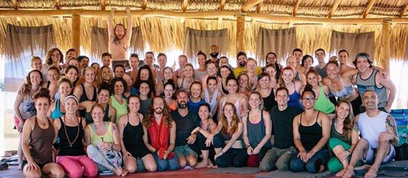 Moksha Modo 300 HR YTT at the Tree Casa Resort Partner in Nicaragua from 2.26.17 to 3.28.17