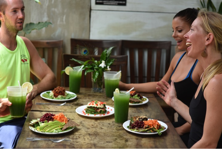 nicaragua raw food plant-based diet