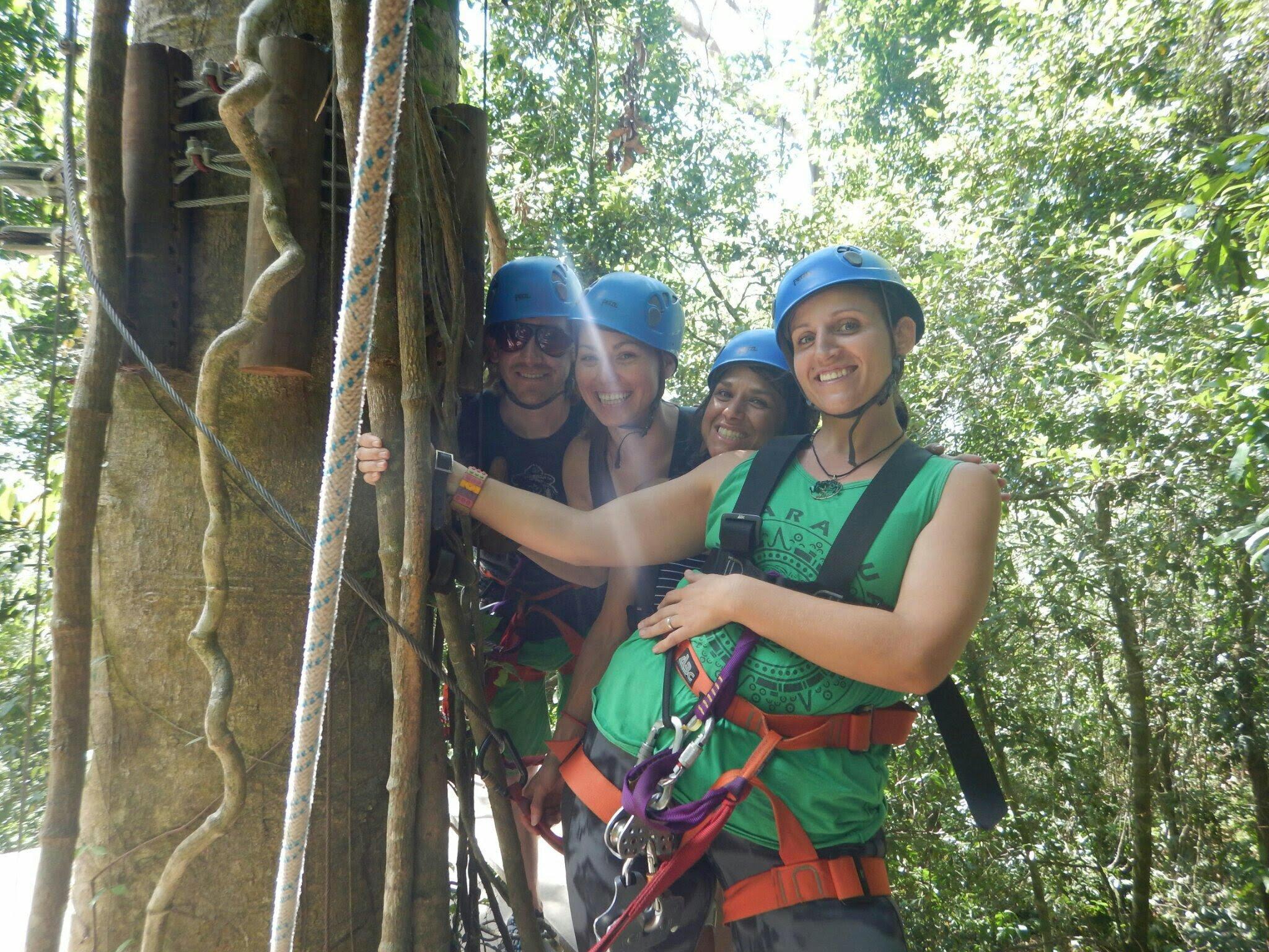 group zipline nicaragua
