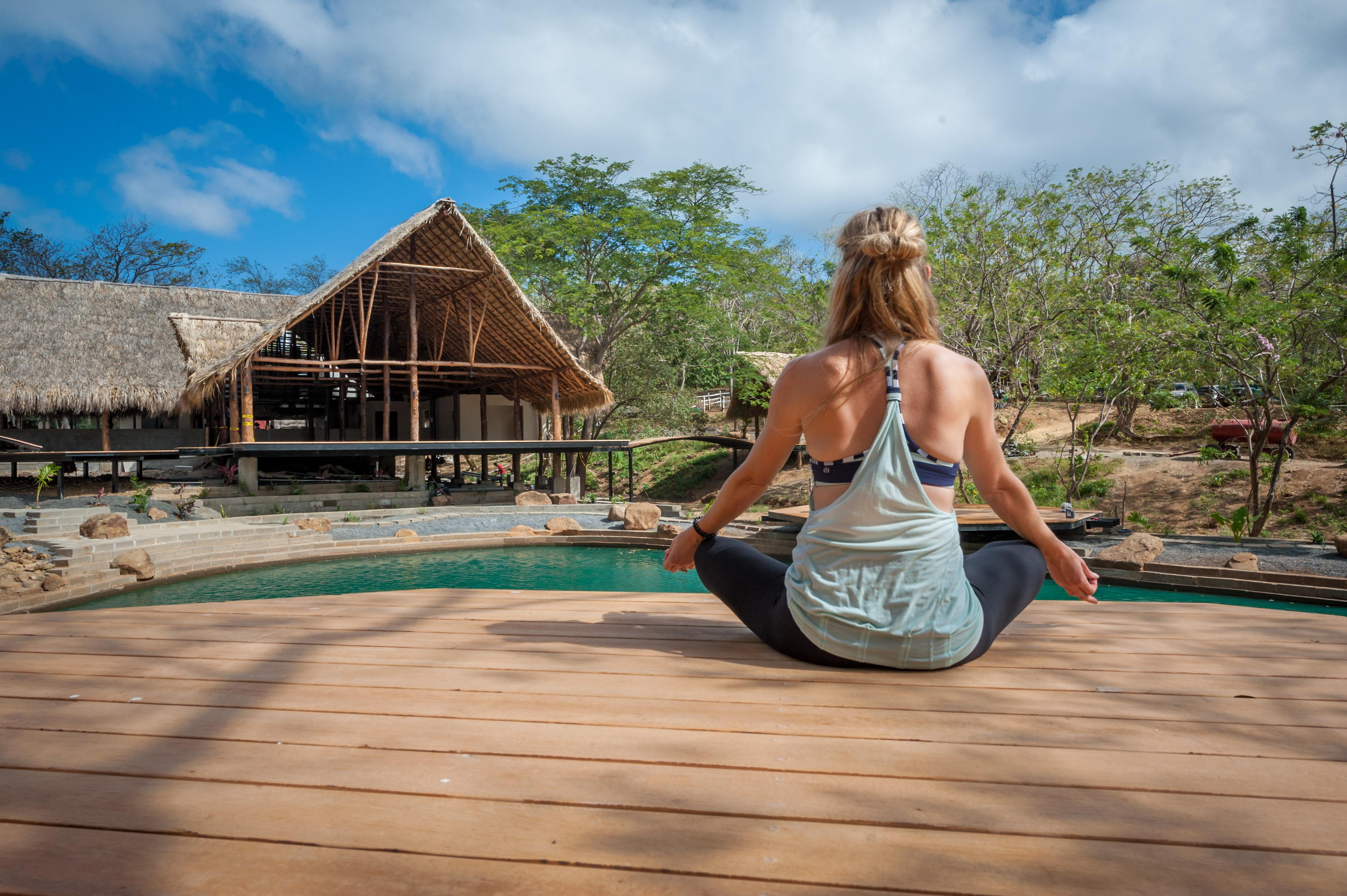 200 Hour Jai Yoga Teacher Training with Ella Luckett: APRIL 19 – MAY 10 2017 Tree House Resort
