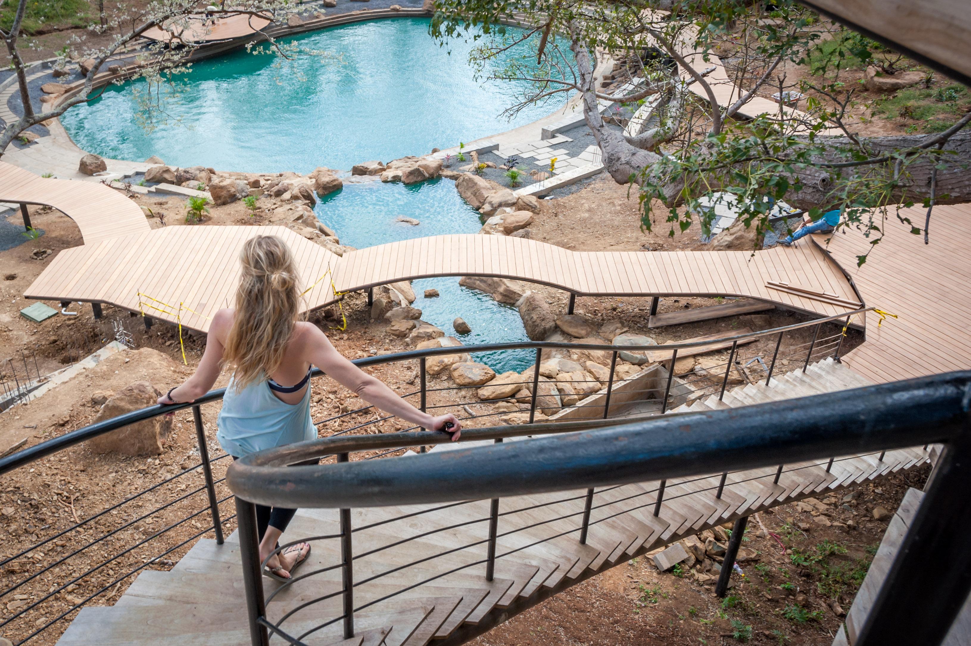 Celebration of Yoga –  Yoga Retreat with Celebration Travel and Healing Movements Yoga Centre at the Tree House Resort Nov. 4 – Nov. 11, 2017
