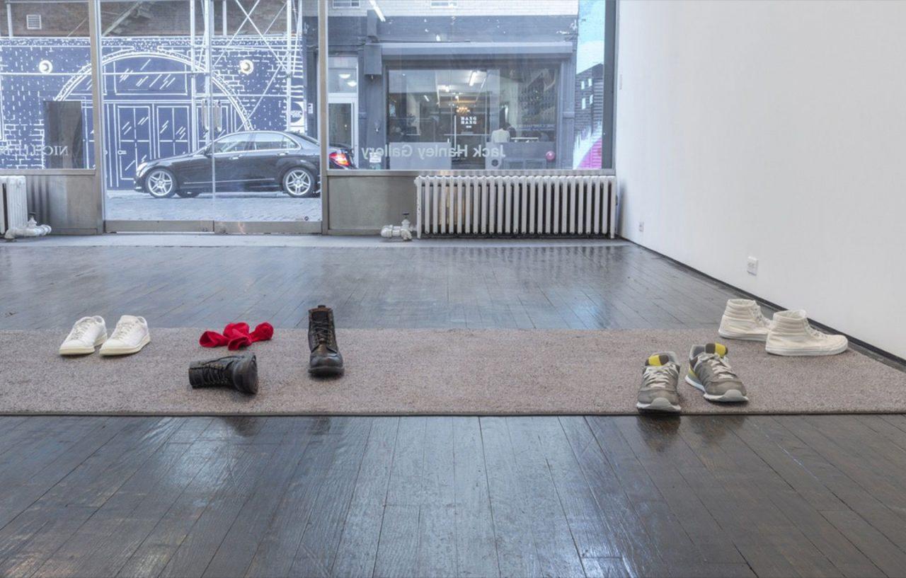 Company | Installation view, company, 2016