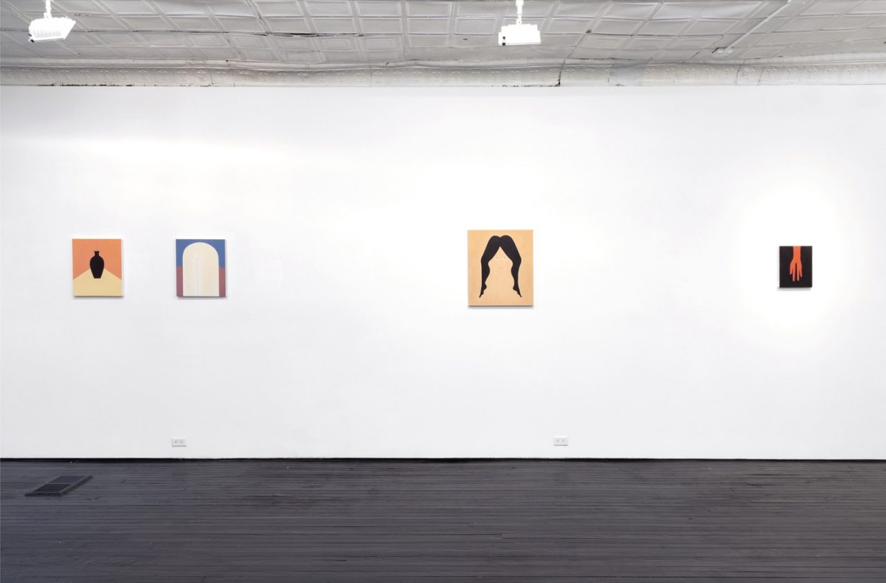 ESS Envy | Installation view, ESS ENVY, 2016
