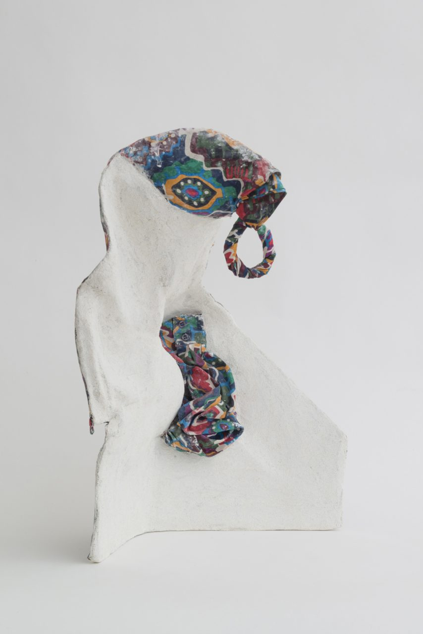 Jennifer Paige Cohen | Shoulder Pad and Teardrop, 2015