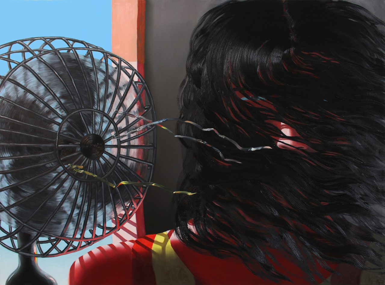 Jordan Kasey | The Fan, 2016