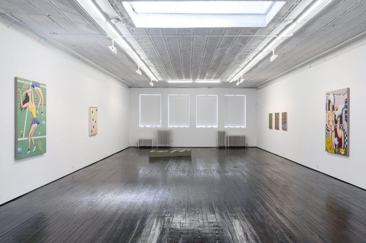 Jonathan Gardner, Vanessa Maltese | Installation view, Jonathan Gardner, Vanessa Maltese, 2015