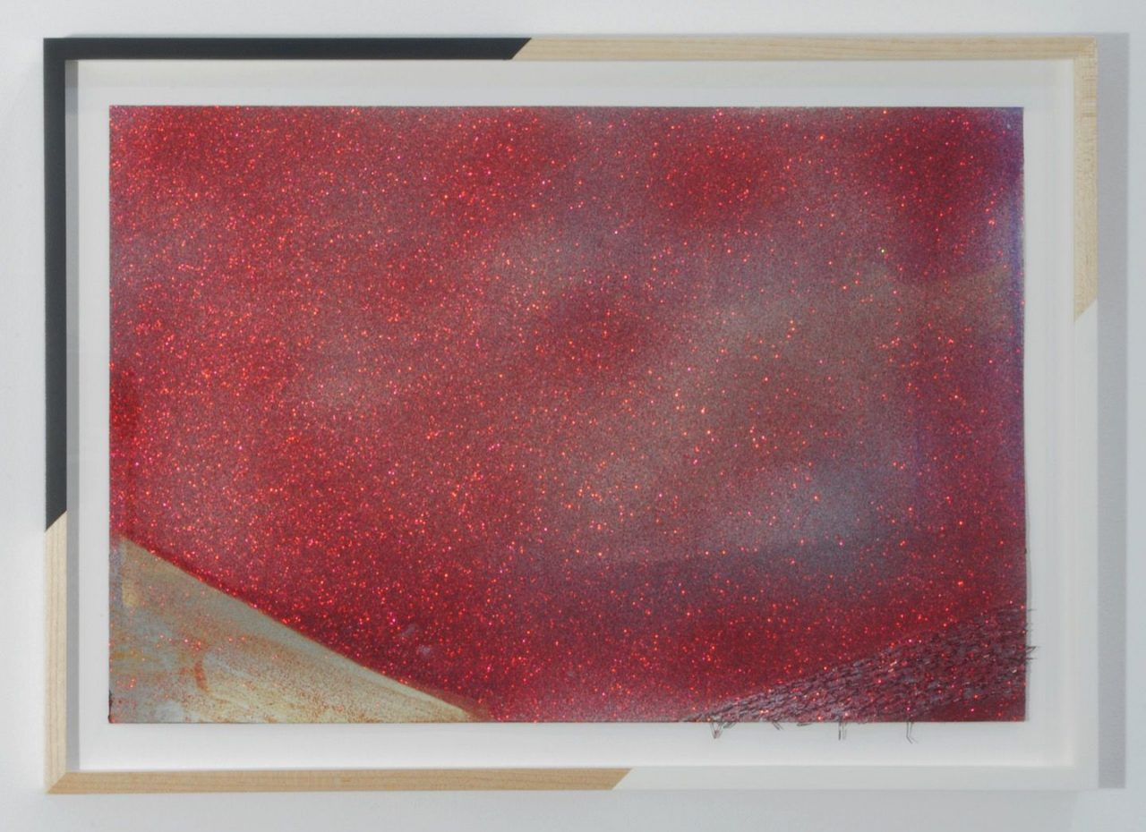 Jim Lee and The Cream Tones | Untitled (Ruby Repose), 2014