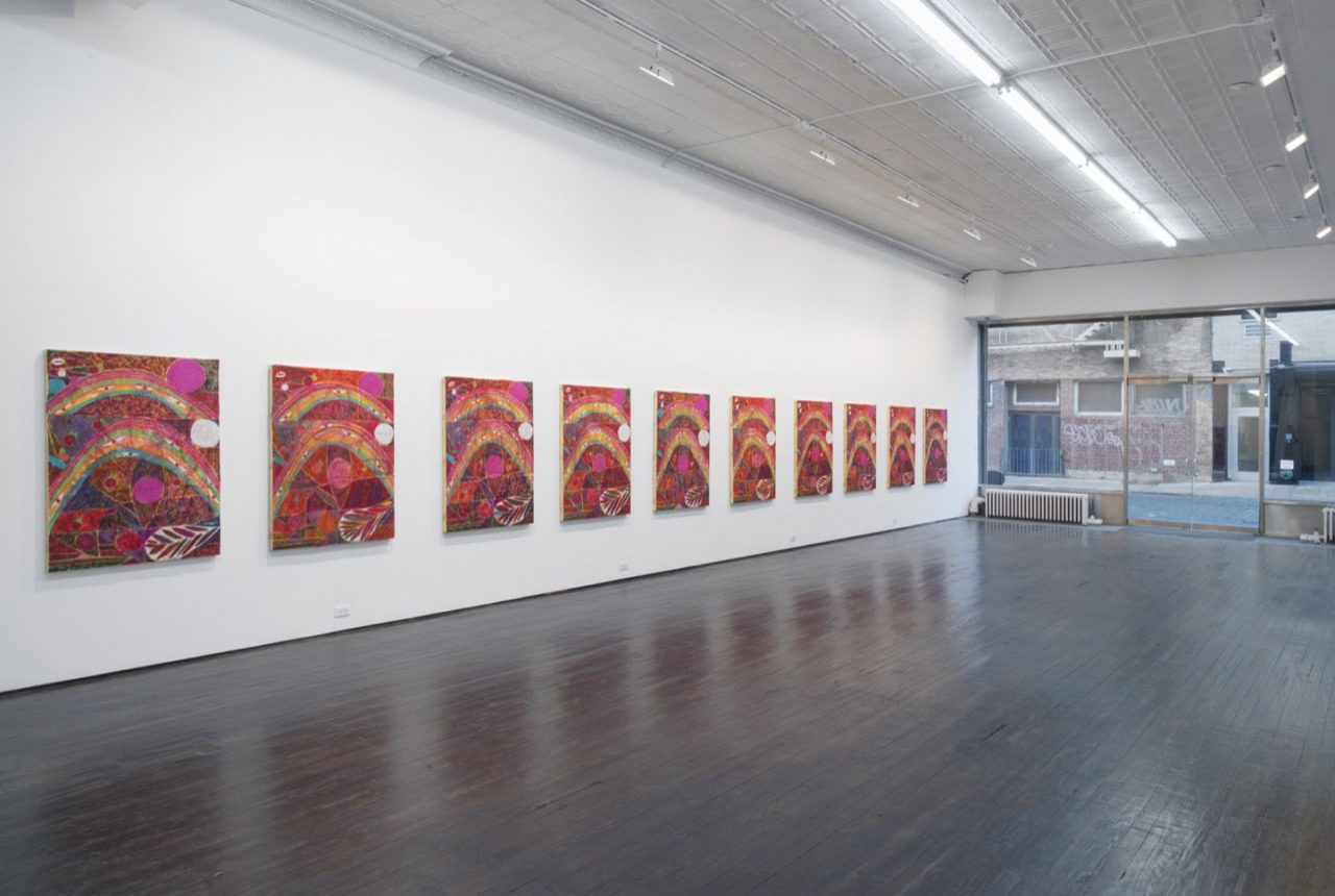 Eternal Feminine | Installation view, Eternal Feminine, 2014