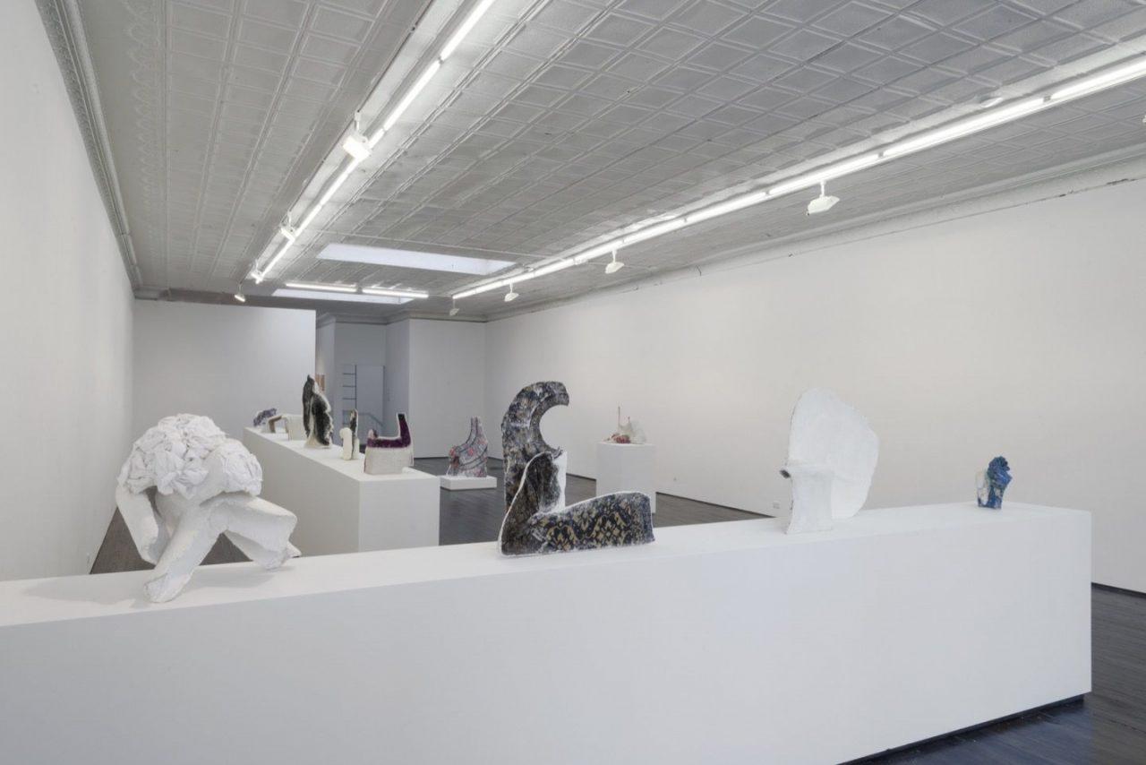 Feels Like Telepathy | Installation view, Feels Like Telepathy, 2014