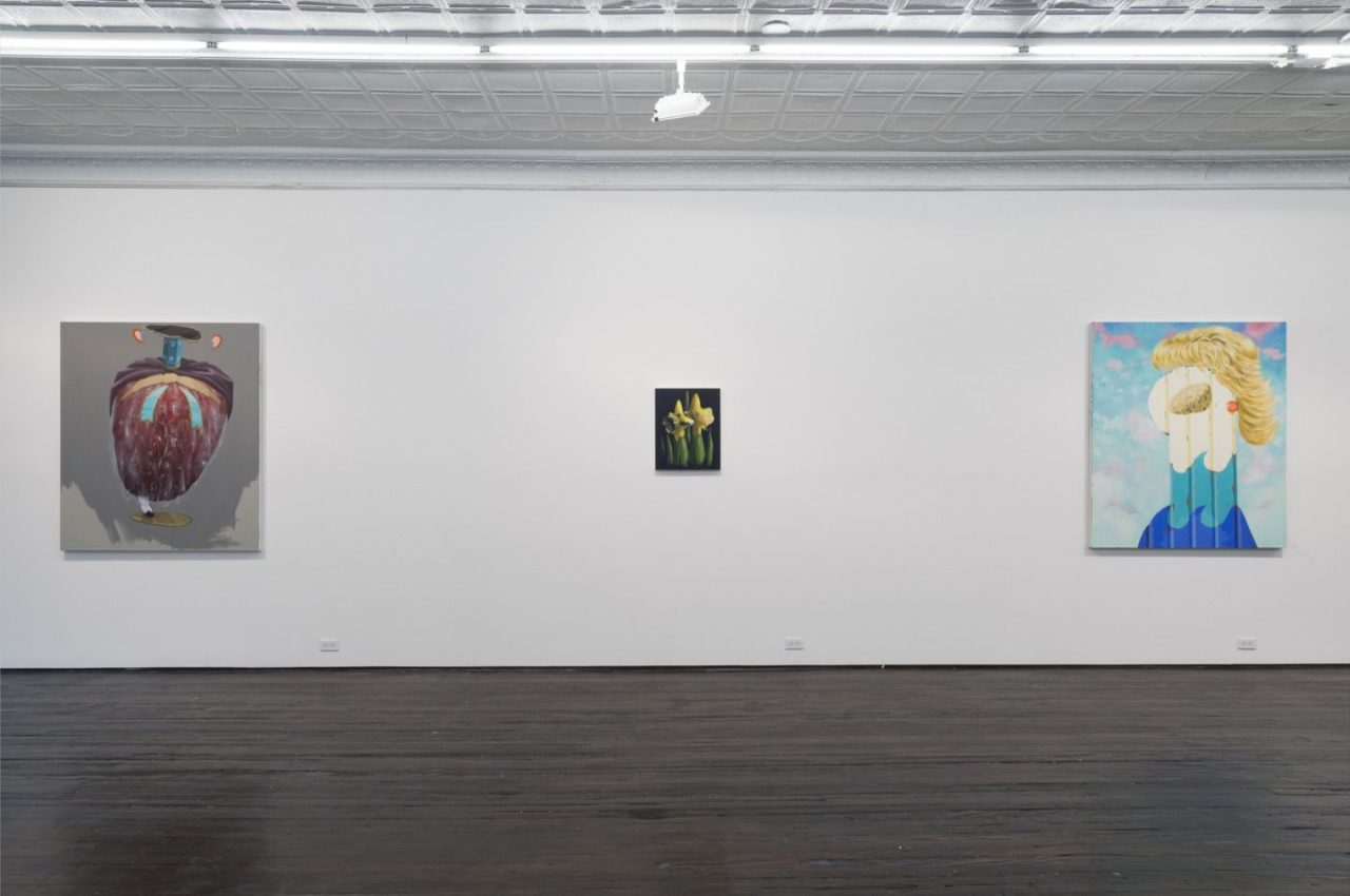 Kings | Installation view, Kings, 2014