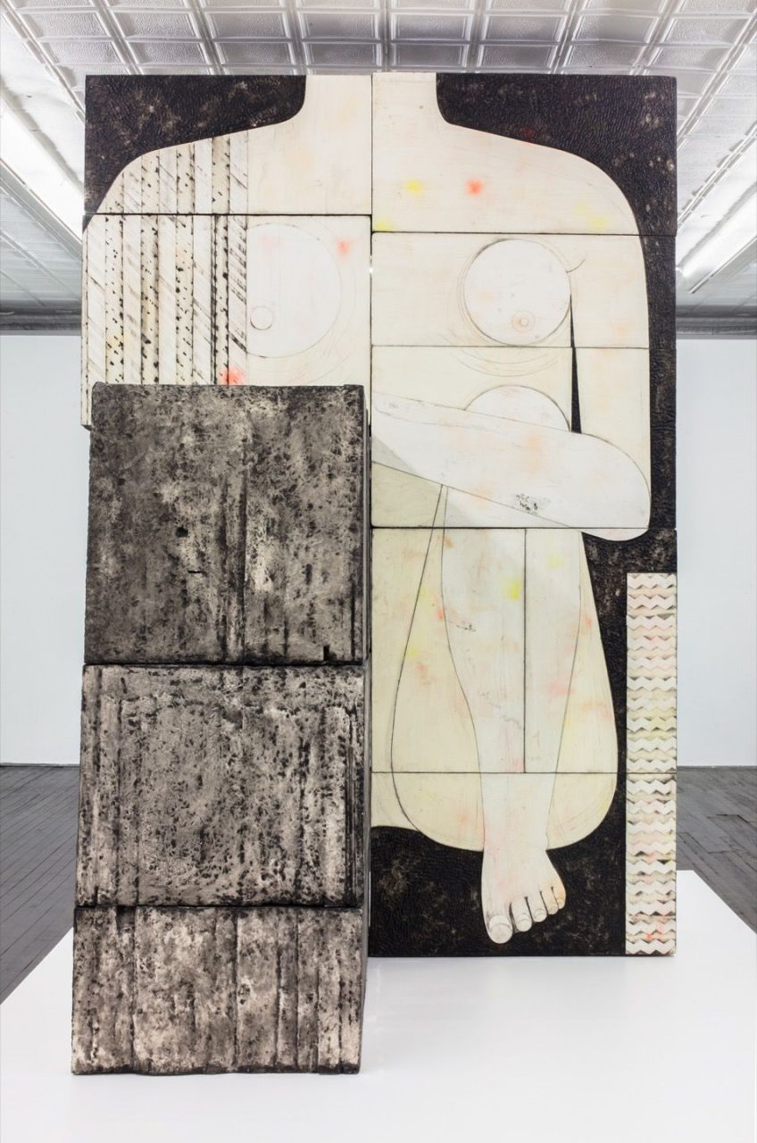 Seated Woman | Seated Woman (alternate view), 2013