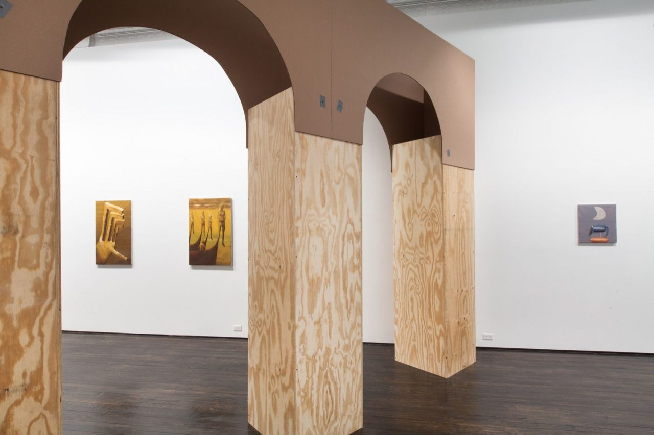 Valori Plastici | Installation view, Valori Plastici, 2013