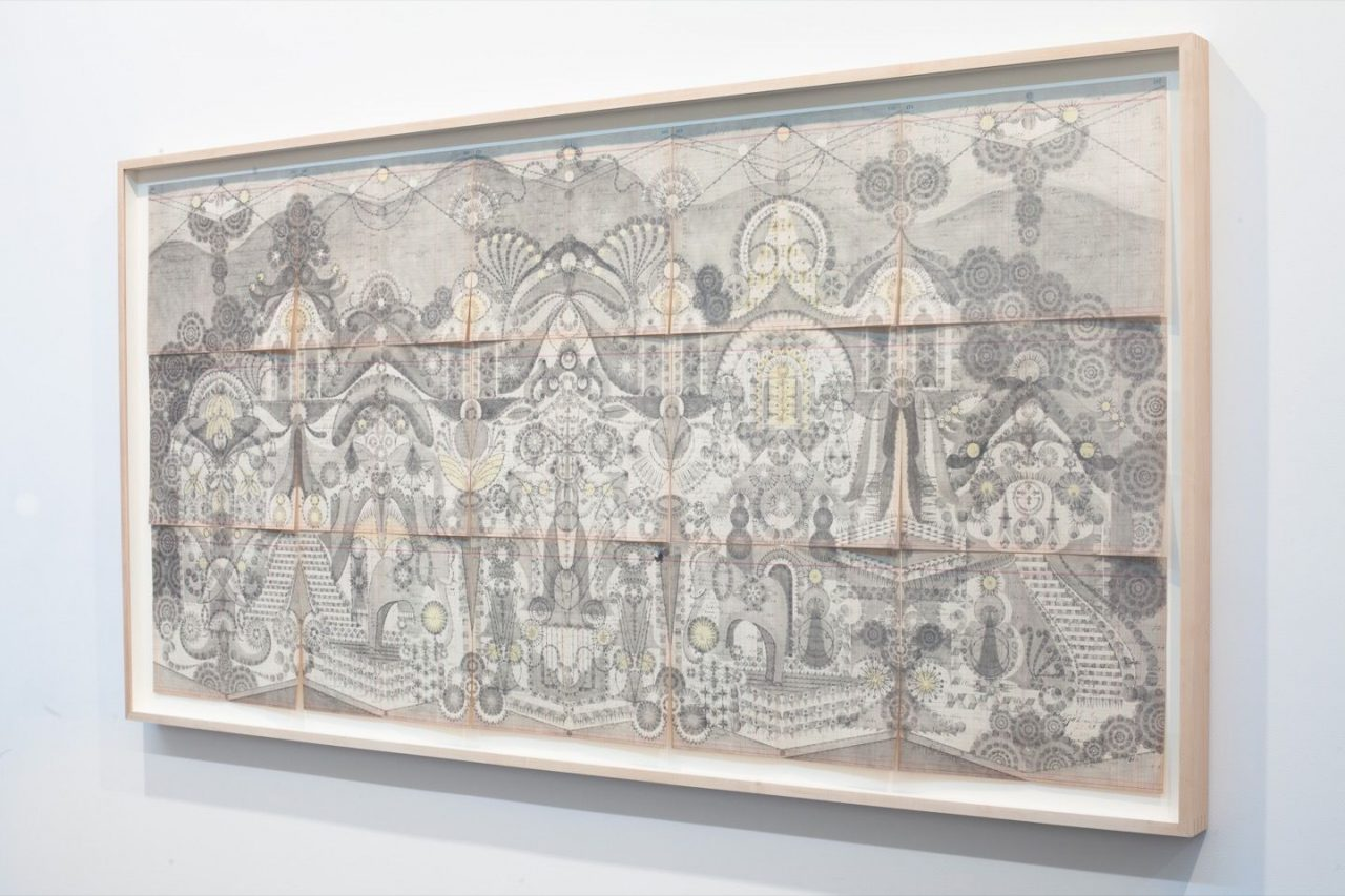 Tide Fulcrum & The Motion of Fixed Stars | Installation view of The Feast, 2012