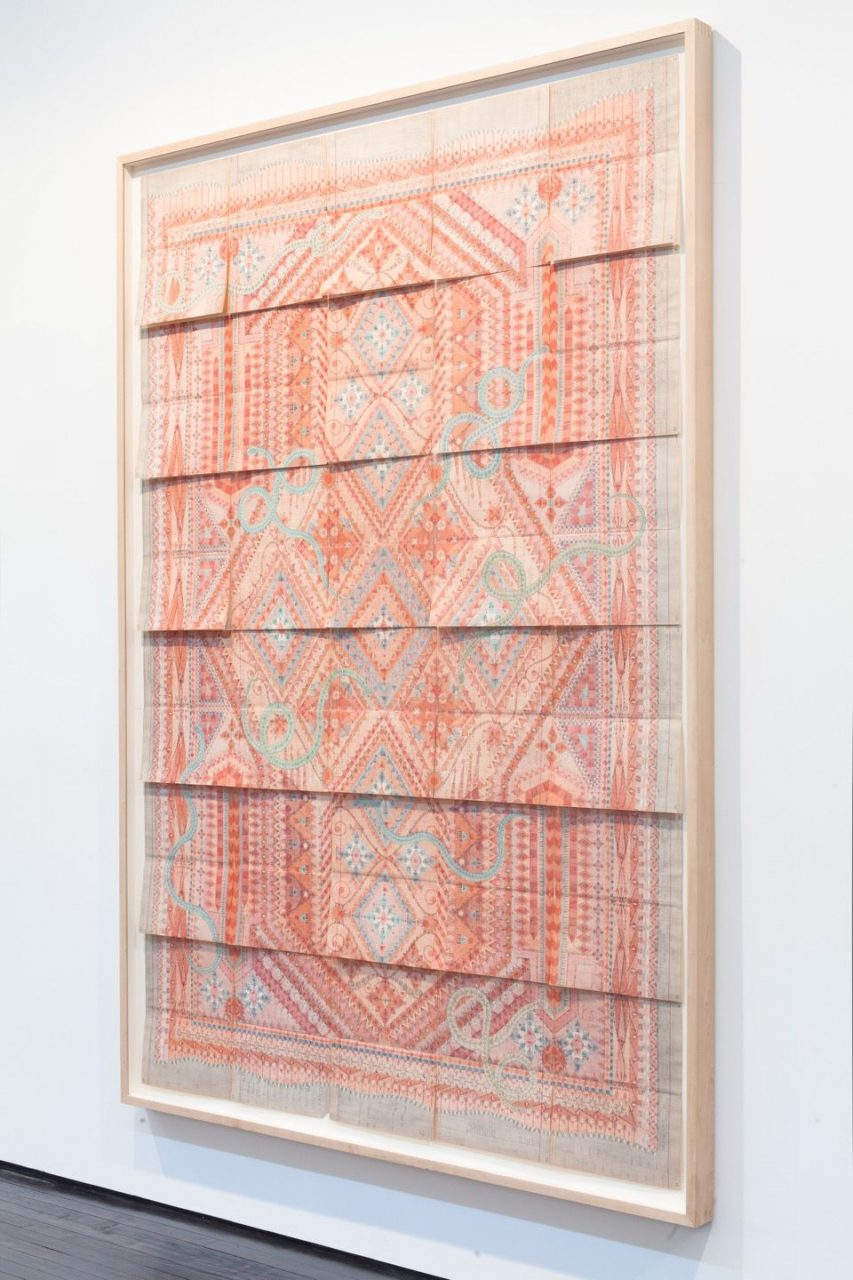 Tide Fulcrum & The Motion of Fixed Stars | Installation view of Serpens, 2012