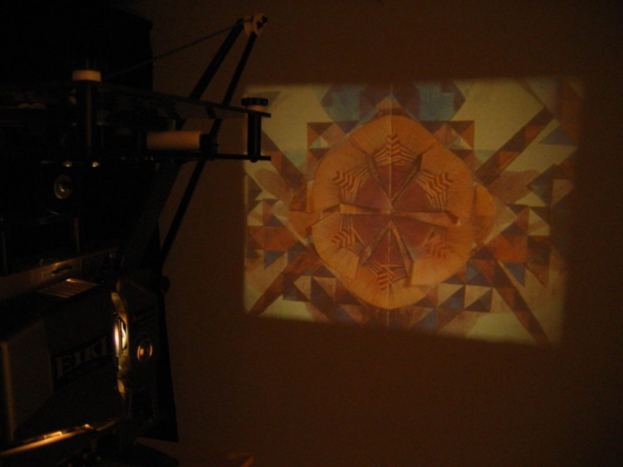The Plant Life of Saints   Experiments in Moving Drawings, Parts I & II, 2008