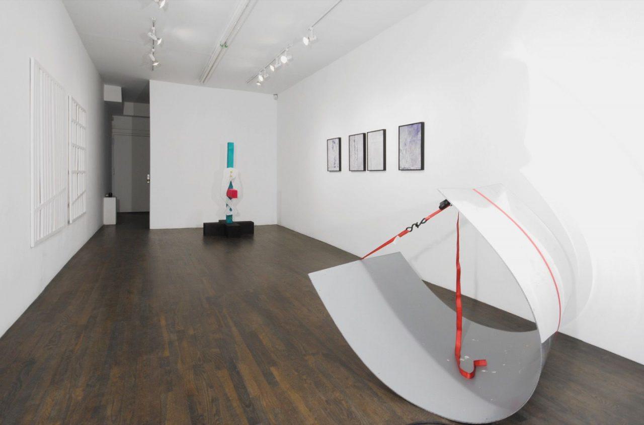 Indeterminate Activity | Installation view, Indeterminate Activity, 2011