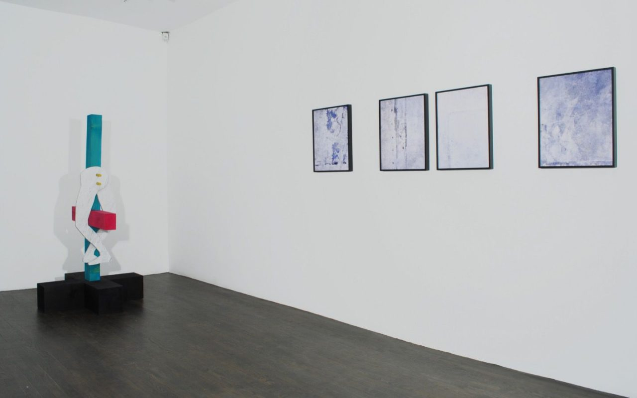 Indeterminate Activity | Installation view, Indeterminate Activity, 2011