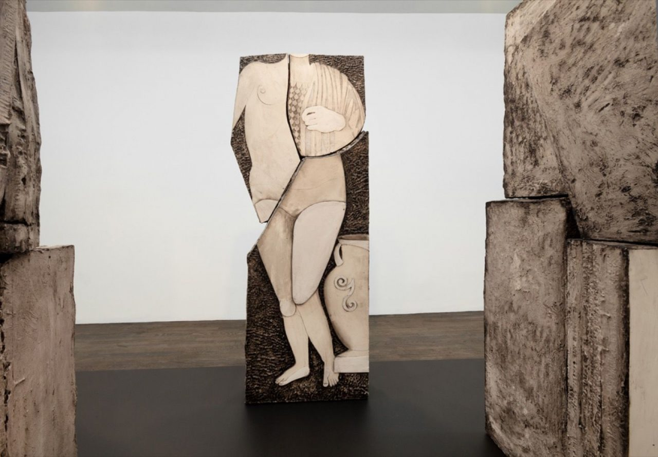Inherited and Borrowed Types | Installation view, Inherited and Borrowed Types, 2011