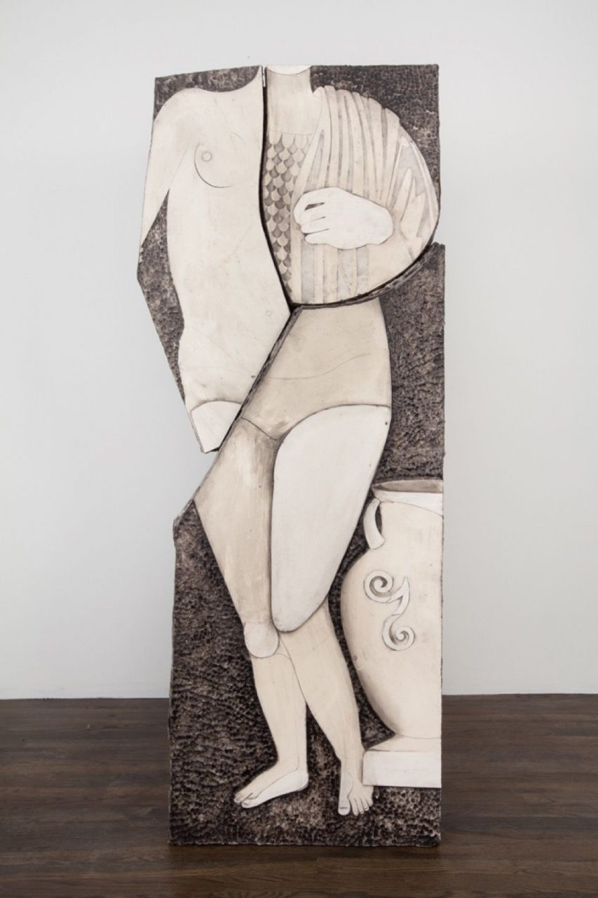 Inherited and Borrowed Types | Nude from Parts (Fig.3), 2010
